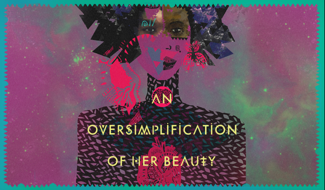 An over simplification of her beauty movie artwork