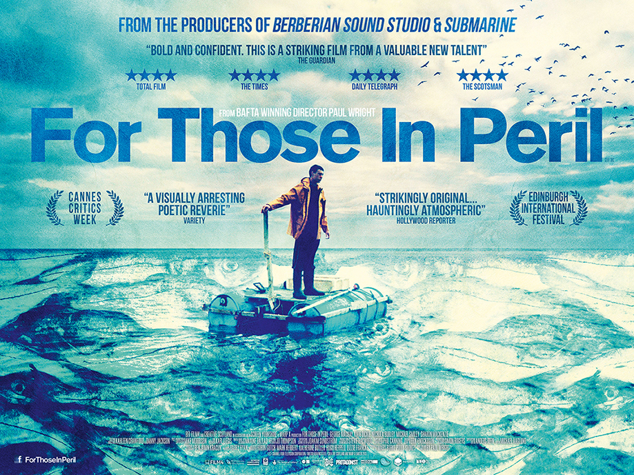 For Those In Peril Movie Poster Design 2013 Drama