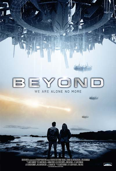 Beyond Film Movie Poster Design 2014 science fiction