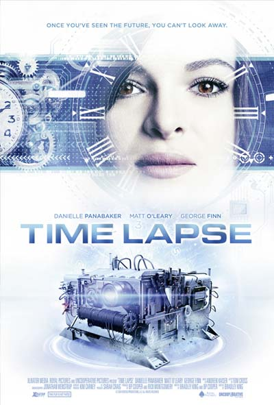 Time Lapse Film Movie Poster design 2014 science fiction