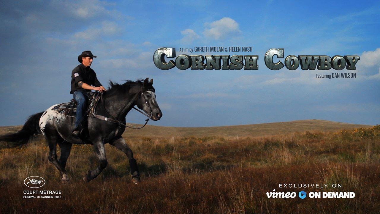 Cornish Cowboy Gareth Molan