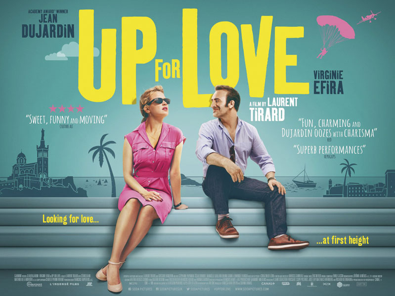up for love poster design