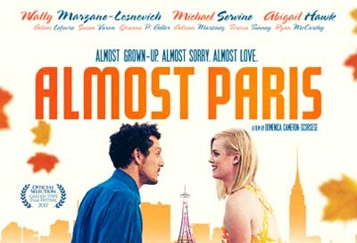 Almost Paris Film Poster
