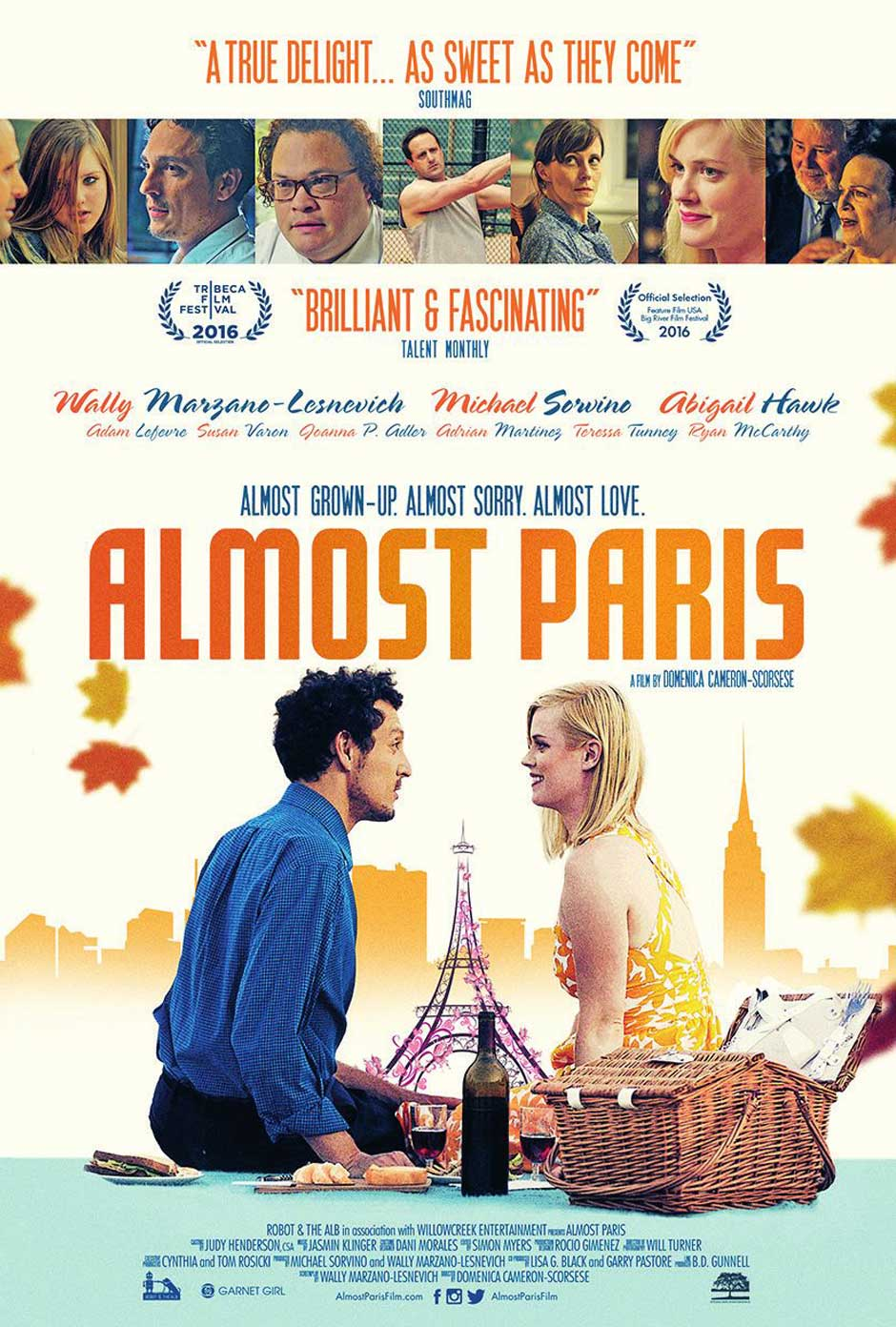 OU_1, Almost Paris,  Sales & Representation