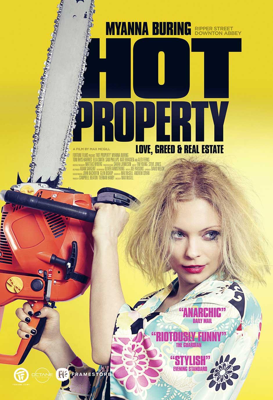 HotProperty2 , Hot Property,  Sales & Representation