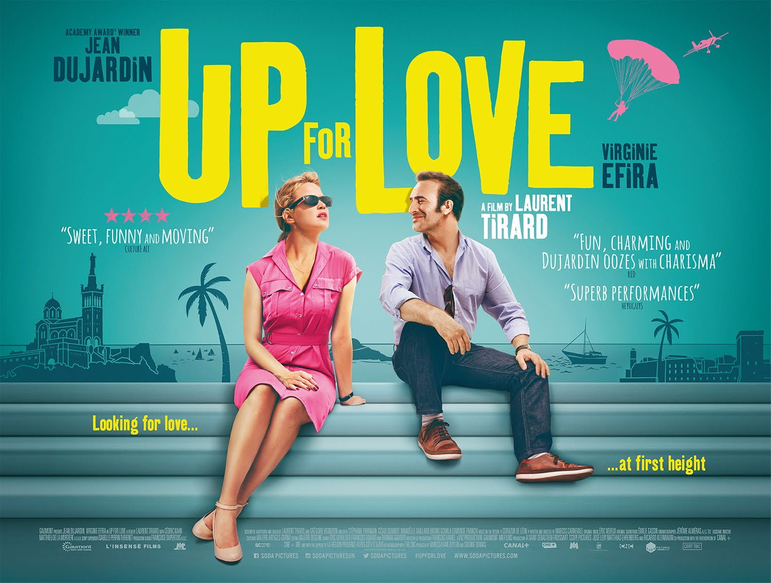 UP FOR LOVE TRAILER