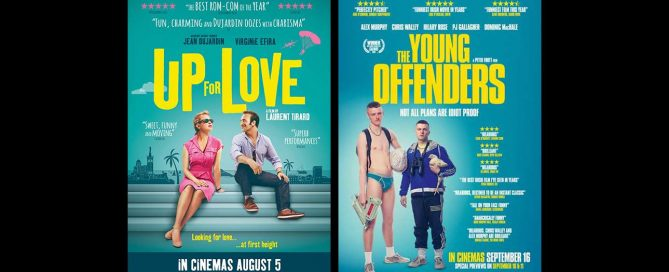 Golden Trailer awards nomination for best trailer and best poster film