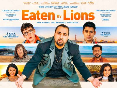 Eaten by Lions, poster, film poster , movie poster, comedy movie poster, comedy poster