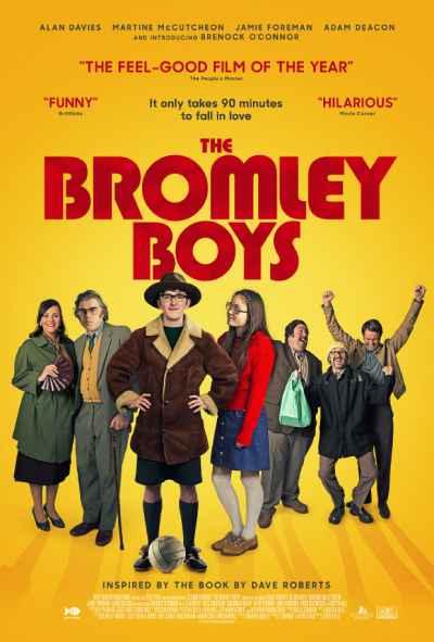 The Bromley Boys, film poster, movie poster, film poster design, movie poster design, drama poster, movie drama poster, film drama poster , 2018 , Martine McCutcheon, Alan Davies, Jamie Foreman