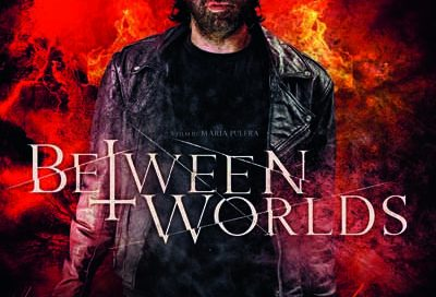 Between Worlds, starring Nicolas Cage, movie poster, film poster, movie poster design, movie poster design