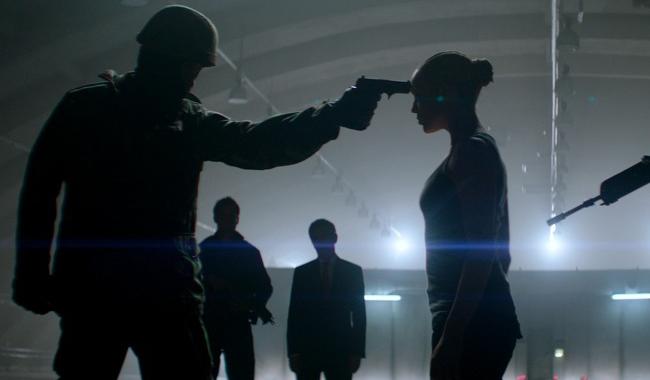 The Machine Film Movie Poster Design 2013 science fiction