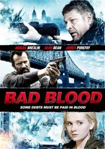 Bad Blood Ultimate Endgame Wicked Blood Movie film Poster Design 2014 Action Thriller