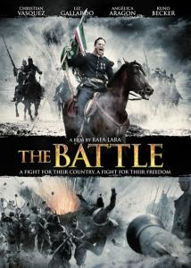 Cinco de Mayo The Battle Film Movie Poster Design 2013 history war