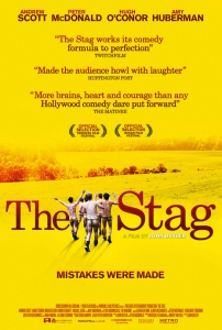 The Stag Film Movie Poster Design 2013 Comedy