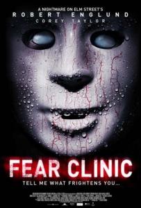Fear Clinic Film Movie Poster Design 2015 horror