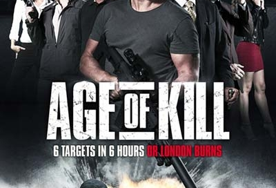Age of Kill Film Movie Poster design 2015 action