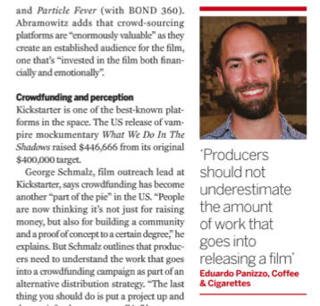 Screen Distribution Article Eduardo Panizzo