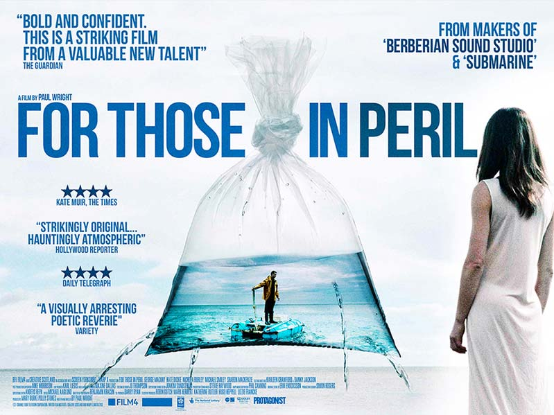 For Those In Peril Film Movie Poster Design 2013 Drama