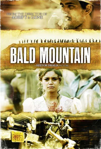 Bald Mountain / Serra Pelada Film Movie Poster Design 2013 Western Drama