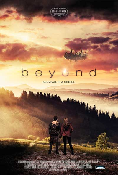 Beyond Movie Poster Design 2014 Science Fiction