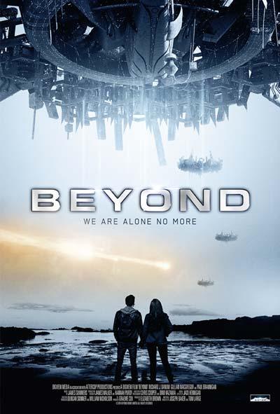 Beyond Film Movie Poster Design 2014 science fiction