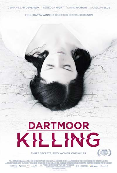 Dartmoor Killing Film Movie Poster design 2015 Drame Thriller