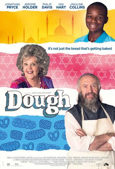 Dough Film Movie Poster Design 2015 comedy