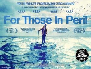 For those in Peril film poster design