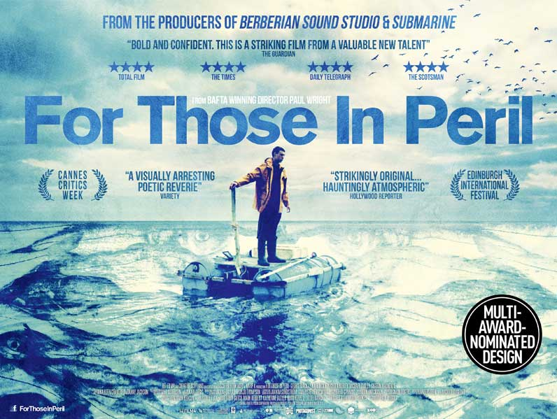 For those in Peril film poster design