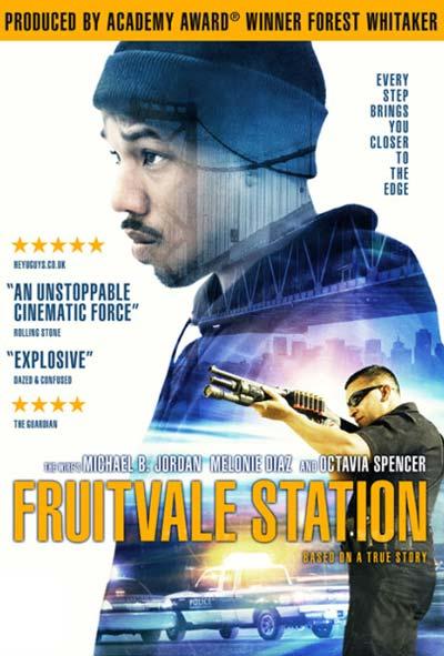 Fruitvale Station Film Movie Poster Design 2014 Biography Drama