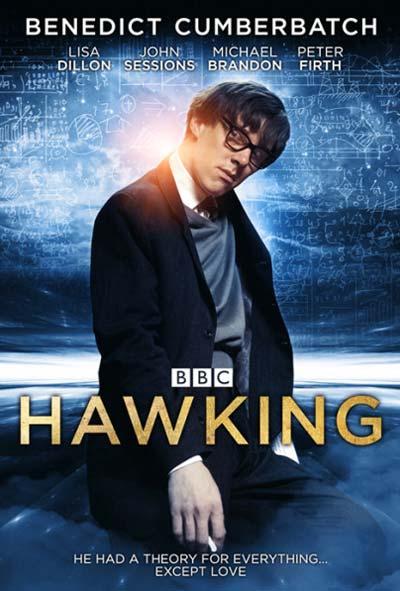 Hawking Film Movie Poster Design 2004 biography Drama