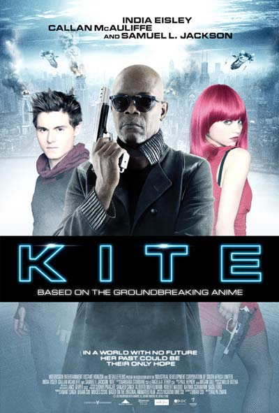 Kite Film Movie Poster Design 2014 action