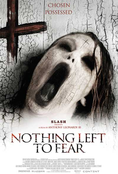 Nothing Left to Fear Film Movie Poster Design 2013 Horror