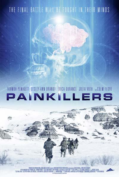 Painkillers Film Movie Poster Design 2013 Action Thriller