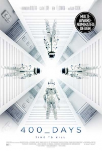 400 days film poster design