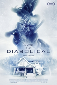 The Diabolical Film Movie Poster design 2015 science fiction