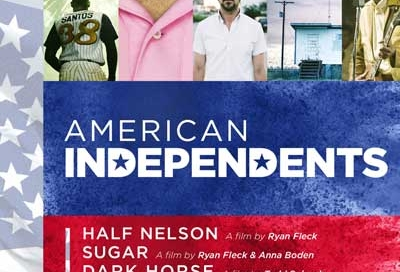 Amercian Independents DVD Cover Design
