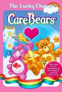 Care Bears DVD cover Design