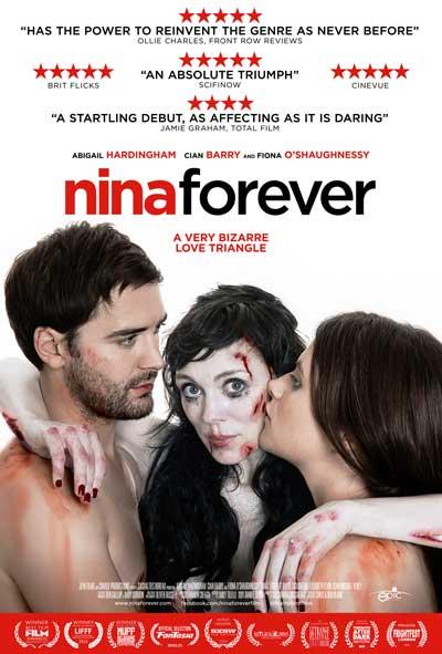 Nina Forever Film Poster Design