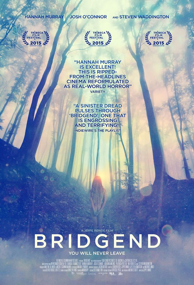 Bridgend movie poster design