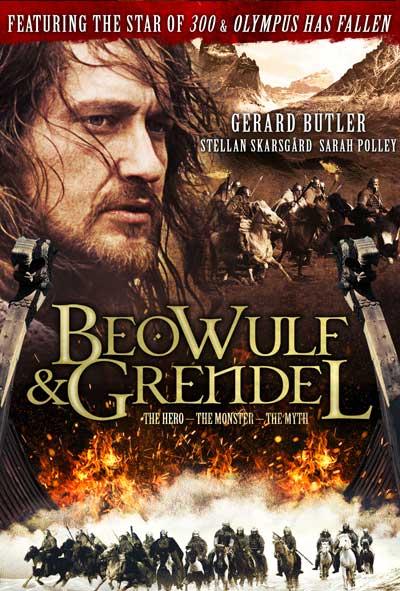 Beowulg ² Grendel poster design