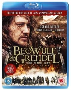 Beowulf & Grendel Key art design