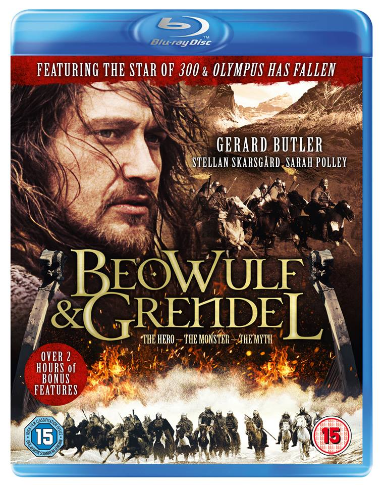 Beowulf & Grendel Key art design