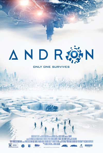 ANDRON Poster design