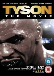 Tyson the movie film poster design