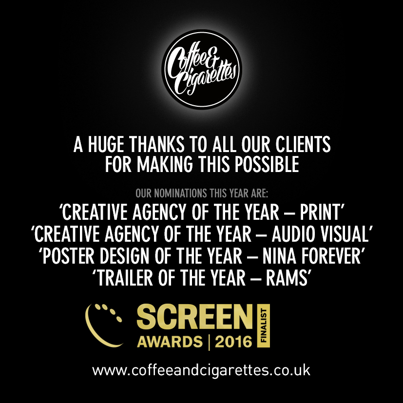 Creative Agency of the Year Print & & Audio visual