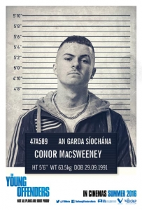 The Young Offender Film poster design