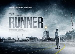 The Runner Film Poster design