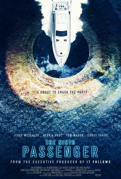 the 9th Passenger film poster