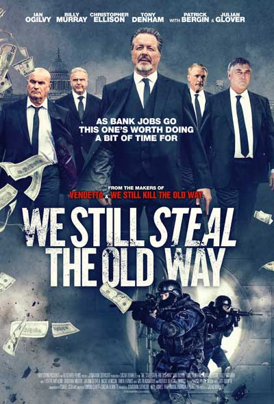 we still steal the old way film poster